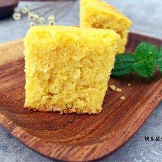 简易玉米面包的做法
