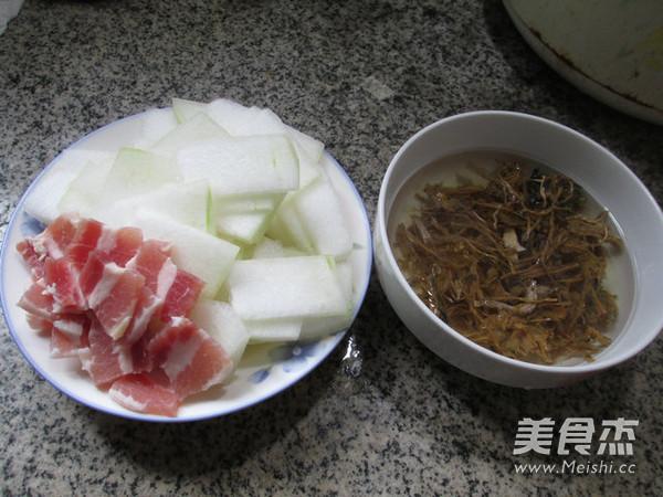 笋干菜<a href=/shicai/rouqin/XianRou/index.html target=_blank><u>咸肉</u></a>煮<a href=/shicai/shucai/DongGua/index.html target=_blank><u>冬瓜</u></a>的做法