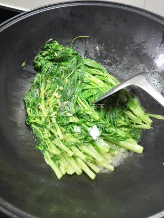 肉丝通心菜