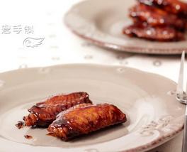 蚝油焗鸡翅的家常做法