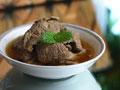 酱汤猪肝的做法
