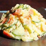 土豆黄瓜沙拉的做法