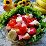 苹果醋果蔬沙拉的做法
