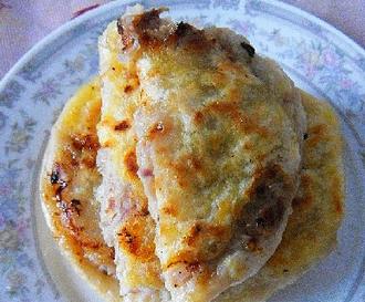 猪肉洋葱馅饼的做法
