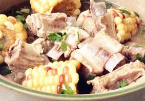 排骨玉米砂锅煲的家常做法
