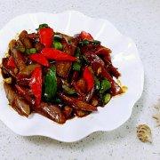 蚝油茄子的做法