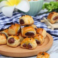 紫薯一口酥的做法