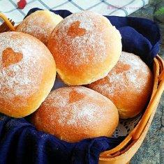 爱心玉米小面包的做法