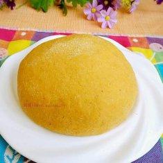 南瓜杂粮发面团的做法