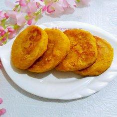 南瓜玉米饼的做法