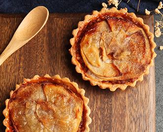 苹果挞的家常做法