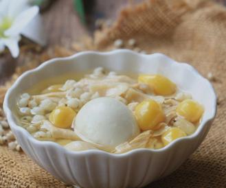 春节年夜饭食谱推荐 腐竹白果鸡蛋糖水的家常做法