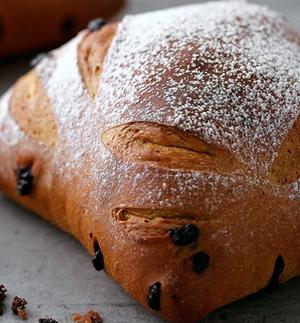 巧克力生姜面包的家常做法