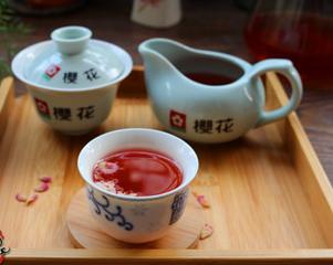 养颜花茶的家常做法
