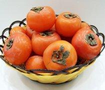 【柿子的营养价值】柿子不能与什么同吃_柿子的功效与作用
