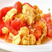 【柿子炒鸡蛋】柿子炒鸡蛋怎么做好吃_洋柿子炒鸡蛋