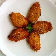 煎烤鸡翅两吃的做法
