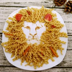 狮子王意面的做法