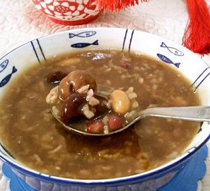 两米五红粥的家常做法