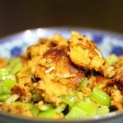 辣椒炒鱼籽的做法