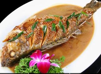 酸菜烧海鲈鱼的做法 用酸菜和海鲈鱼同烧味美不腥