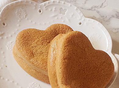 玉米培根心形戚风蛋糕的家常做法