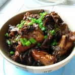 梅干菜炖排骨