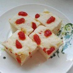茯苓糕的做法