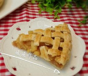 肉桂苹果派的家常做法