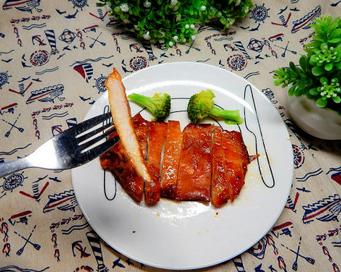 香煎猪排的家常做法