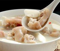 【猪蹄汤的做法】猪蹄汤怎么做下奶_猪蹄汤怎么做丰胸