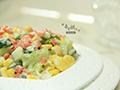 塑造A4腰的食谱——蔬菜沙拉的做