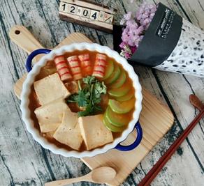 韩式酱汤的家常做法