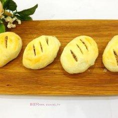 牛舌酥的做法