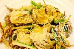 姜葱炒六月黄的家常做法