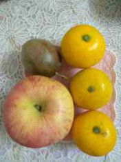 苹果百香果橙汁的家常做法