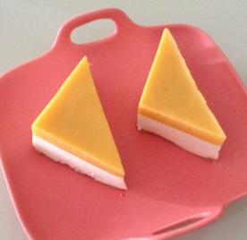 芒果酸奶冻芝士的家常做法
