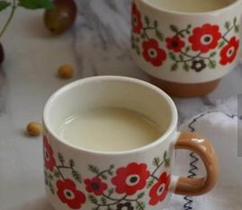 葡萄豆浆的家常做法