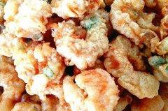 油酥虾仁的做法