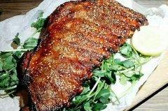 奥尔良风味烤大排的做法