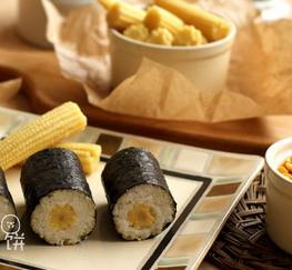 玉米笋细卷的家常做法