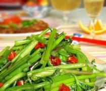 【水芹菜和芹菜一样吗】水芹菜的做法大全_水芹菜的营养价值
