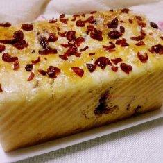 椰蓉蔓越莓面包的做法