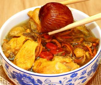 燕窝枸杞养阴汤的家常做法