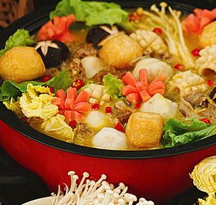 金汤肥牛火锅的家常做法
