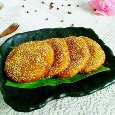 炸南瓜黍子饼的做法