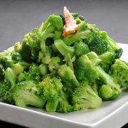 【西红柿炒西兰花的做法】炒西兰花的家常做法_西兰花的营养价值