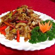 【洋葱炒肉】洋葱炒肉怎么做好吃