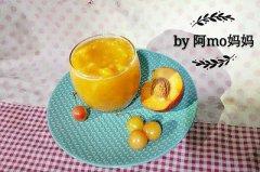黄水晶果酱的做法