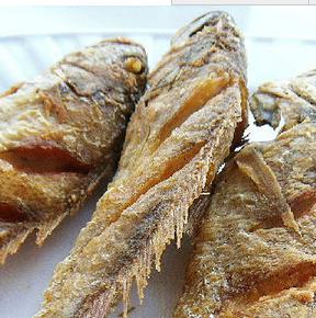 油炸小黄花鱼的家常做法